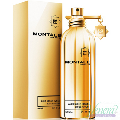 Montale Aoud Queen Roses EDP 100ml за Жени Дамски Парфюми