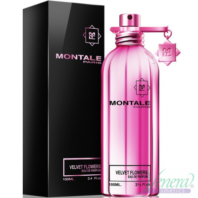 Montale Velvet Flowers EDP 100ml για γυναίκες