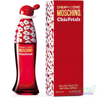 Moschino Cheap & Chic Chic Petals EDT 100ml за Жени Дамски Парфюми