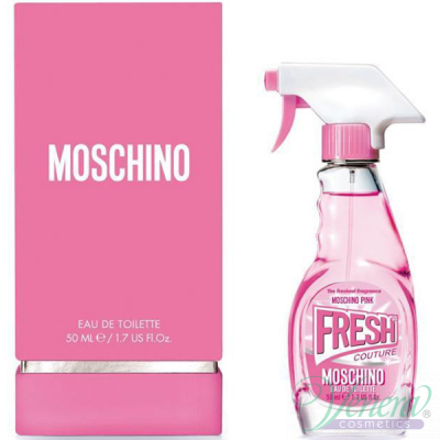 Moschino Pink Fresh Couture EDT 50ml за Жени