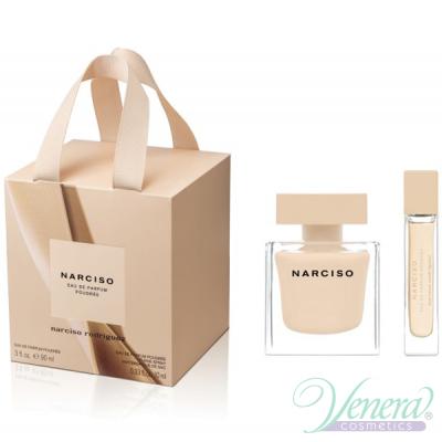 Narciso Rodriguez Narciso Poudree Комплект (EDP 90ml + EDP 10ml) за Жени