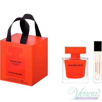 Narciso Rodriguez Narciso Rouge Комплект (EDP 90ml + EDP 10ml) за Жени