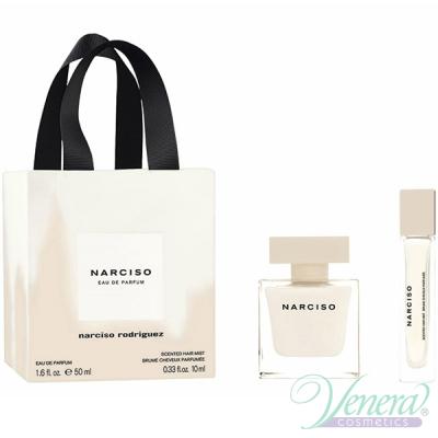 Narciso Rodriguez Narciso Комплект (EDP 90ml + EDP 10ml) за Жени Дамски Комплекти