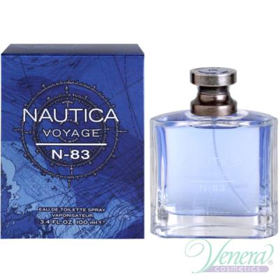 Nautica Voyage N-83 EDT 100ml за Мъже Мъжки Парфюми