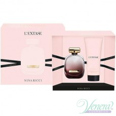 Nina Ricci L'Extase Комплект (EDP 80ml + BL 200ml) за Жени