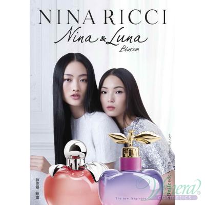 Nina Ricci Luna Blossom EDT 50ml за Жени Дамски Парфюми