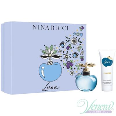 Nina Ricci Luna Set (EDT 50ml + BL 75ml) з...