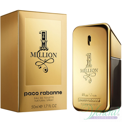 Paco Rabanne 1 Million EDT 50ml за Мъже