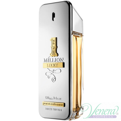 Paco Rabanne 1 Million Lucky EDT 100ml за Мъже ...