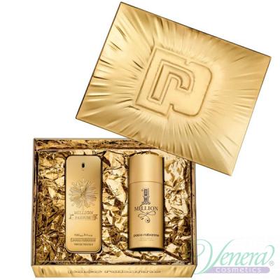 Paco Rabanne 1 Million Parfum Комплект (EDP 100...