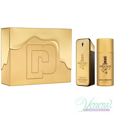 Paco Rabanne 1 Million Комплект (EDT 100ml...