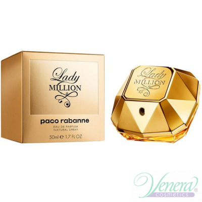 Paco Rabanne Lady Million EDP 50ml за Жени