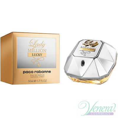Paco Rabanne Lady Million Lucky EDP 50ml за Жени Дамски Парфюми