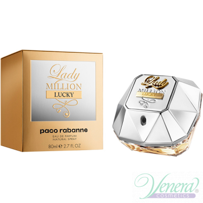 Paco Rabanne Lady Million Lucky EDP 80ml за Жени