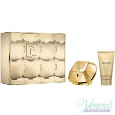 Paco Rabanne Lady Million Комплект (EDP 50ml + BL 75ml) за Жени