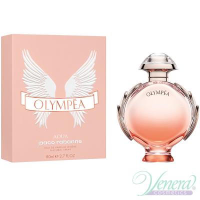 Paco Rabanne Olympea Aqua Eau de Parfum Legere EDP 80ml за Жени Дамски Парфюми