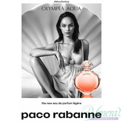 Paco Rabanne Olympea Aqua Eau de Parfum Legere Комплект (EDP 80ml + EDP 6ml) за Жени