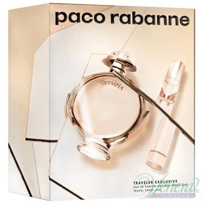 Paco Rabanne Olympea Комплект (EDP 80ml + EDP 20ml) за Жени