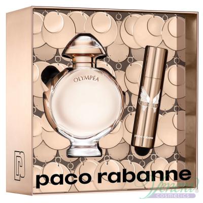 Paco Rabanne Olympea Комплект (EDP 50ml + EDP 10ml) за Жени Дамски Комплекти