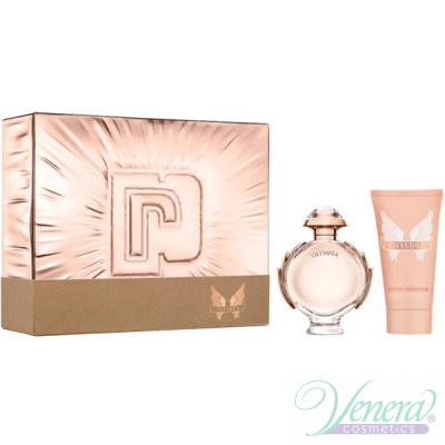 Paco Rabanne Olympea Комплект (EDP 50ml + BL 75ml) за Жени