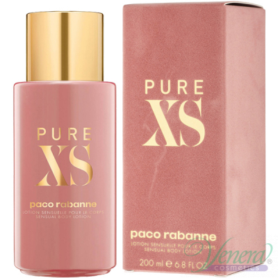 Paco Rabanne Pure XS For Her Body Lotion 2...
