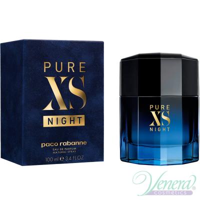 Paco Rabanne Pure XS Night EDP 100ml за Мъже Мъжки Парфюми