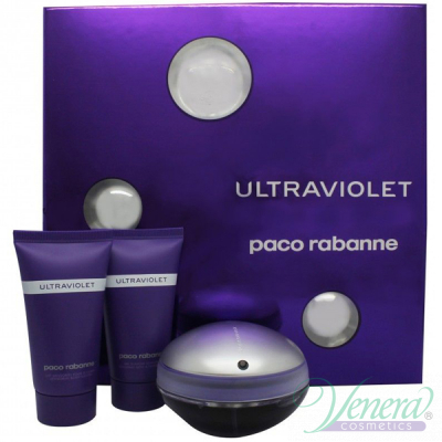Paco Rabanne Ultraviolet Комплект (EDP 50m...