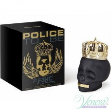 Police To Be King EDT 125ml за Мъже