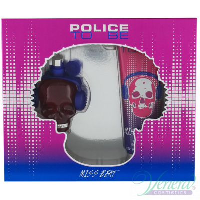 Police To Be Miss Beat Set (EDP 40ml + BL 100ml) for Women