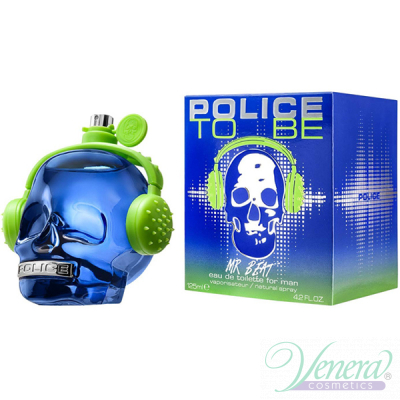 Police To Be Mr Beat EDT 40ml for Men