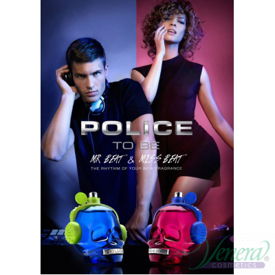 Police To Be Mr Beat EDT 125ml за Мъже