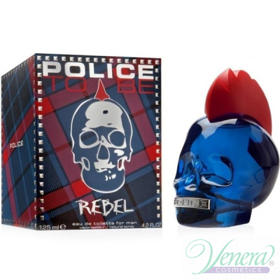 Police To Be Rebel EDT 125ml за Мъже
