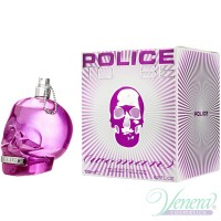 Police To Be Woman EDP 125ml for Women Women's Fragrance