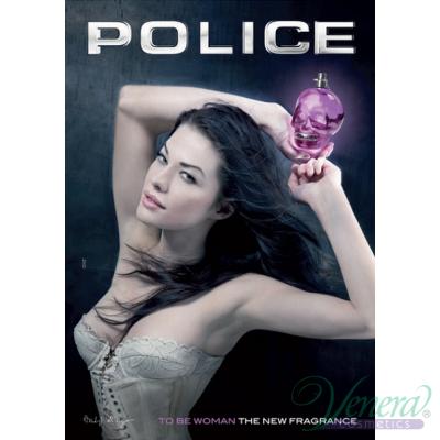 Police To Be Woman EDP 125ml за Жени Дамски Парфюми