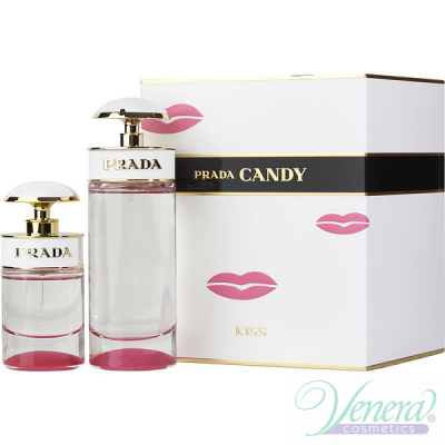 Prada Candy Kiss Комплект (EDP 80ml + EDP 30ml) за Жени Дамски Комплекти