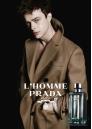 Prada L'Homme EDT 100ml за Мъже БЕЗ ОПАКОВКА Мъжки Парфюми без опаковка