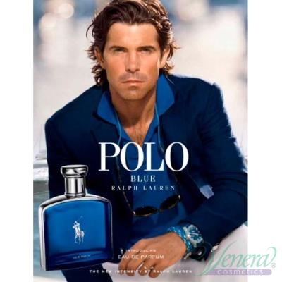 Ralph Lauren Polo Blue Eau de Parfum EDP 125ml за Мъже БЕЗ ОПАКОВКА Мъжки Парфюми без опаковка