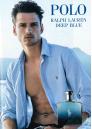 Ralph Lauren Polo Deep Blue EDP 125ml за Мъже БЕЗ ОПАКОВКА