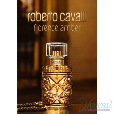 Roberto Cavalli Florence Amber EDP 30ml за Жени Дамски Парфюми
