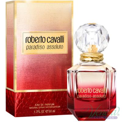 Roberto Cavalli Paradiso Assoluto EDP 30ml за Жени Дамски Парфюми