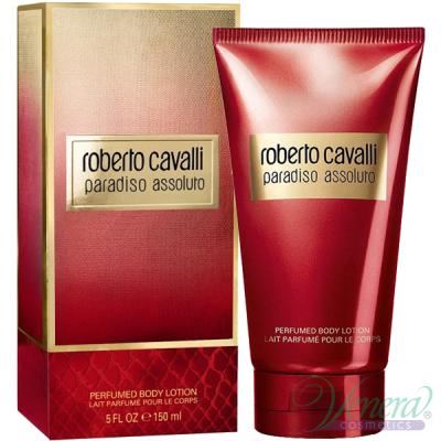 Roberto Cavalli Paradiso Assoluto Body Lotion 150ml за Жени Дамски продукти за лице и тяло
