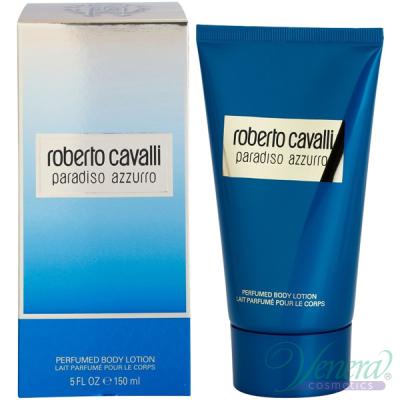 Roberto Cavalli Paradiso Azzurro Shower Gel 150ml за Жени Дамски продукти за лице и тяло