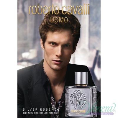 Roberto Cavalli Uomo Silver Essence EDT 60ml за...
