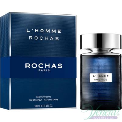 Rochas L'Homme EDT 100ml за Мъже