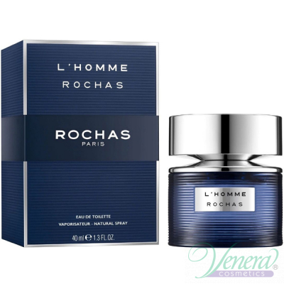 Rochas L'Homme EDT 40ml за Мъже
