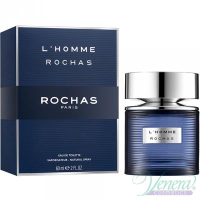 Rochas L'Homme EDT 60ml за Мъже