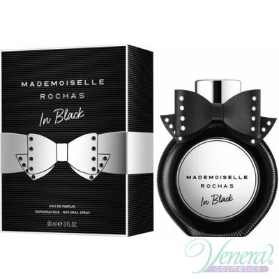 Rochas Mademoiselle In Black EDP 90ml за Жени