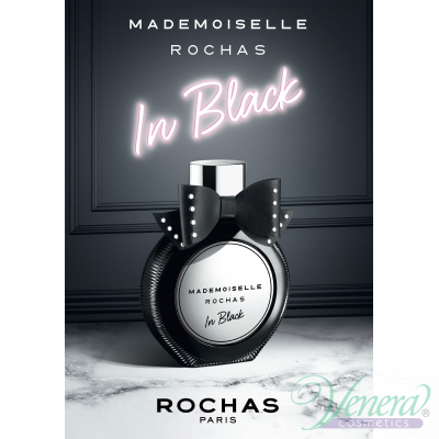Rochas Mademoiselle In Black EDP 30ml за Жени Дамски Парфюми