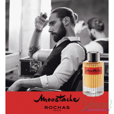 Rochas Moustache EDP 75ml за Мъже Мъжки Парфюми