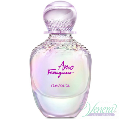 Salvatore Ferragamo Amo Ferragamo Flowerful EDT 100ml for Women Without Package Women's Fragrances without package